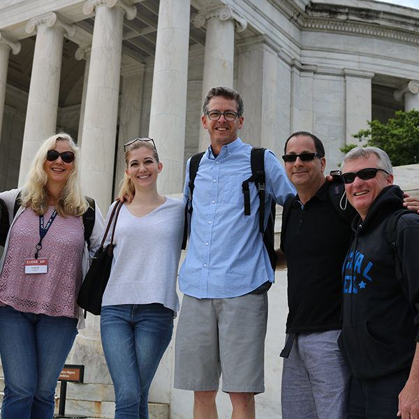 jefferson memorial teachers tour