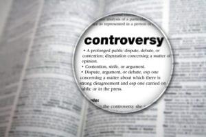 Controversy definition