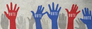 vote hands up