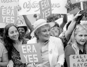 ERA women's rights protest