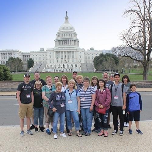 Teachers on Capitol Hill
