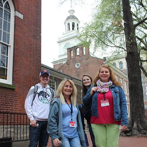 Teachers in Philadelphia